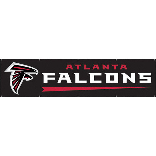 NFL - Atlanta Falcons 8 Foot Fan Banner