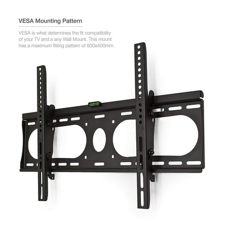 TV Wall Mount Bracket for 37 - 70 inch LED, LCD, OLED and Plasma Flat Screen TVs |