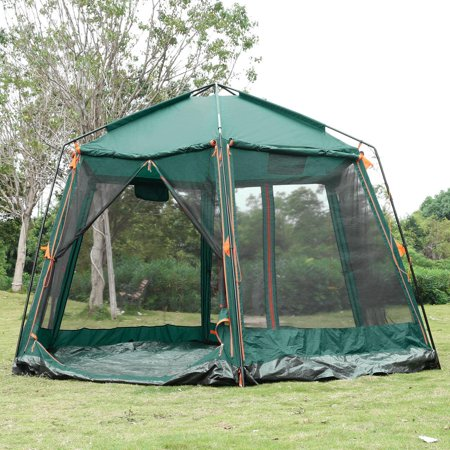 Clearance 8 Person Camping Tent Automatic Instant Set Up