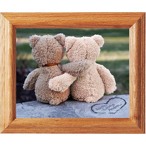 Personalized Teddy Bear Print