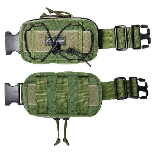 Maxpedition JANUS Extension Pocket (Green) Multi-Colored