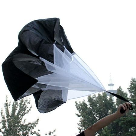 Jeobest Strength Speed Training Resistance Parachute Running Umbrella Chute Fitness New MZ