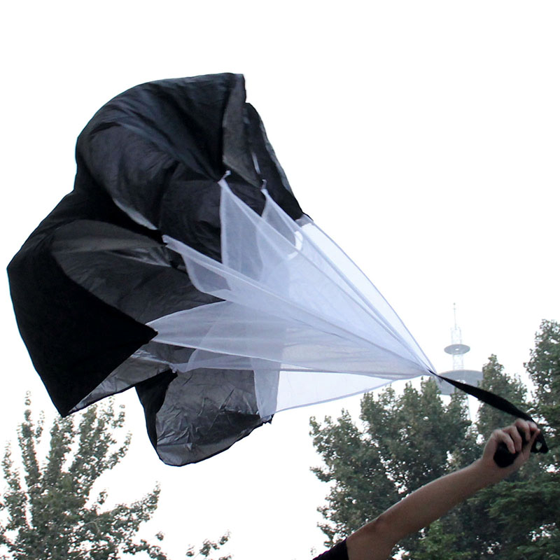 Jeobest Strength Speed Training Resistance Parachute Running Umbrella Chute Fitness New MZ