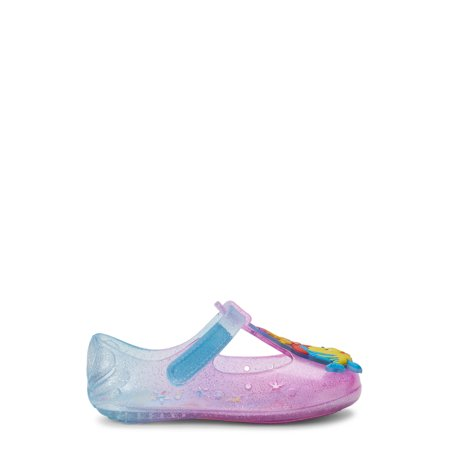Disney The Little Mermaid Casual Jelly Shoe (Toddler Girls)