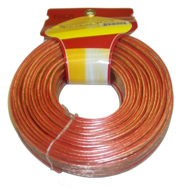 Homevision Technology EM6816100 TygerWire 100-Ft 2-Wire Speaker Cable with 16-AWG