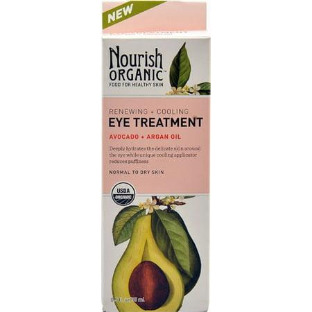 Nourish Organic Eye Treatment - 0.5 fl oz
