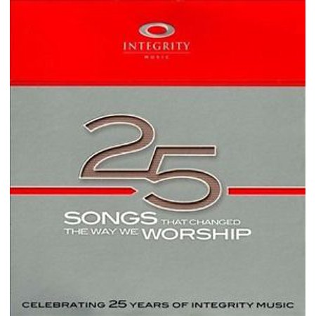 - 25 Songs That Changed the Way We Worship [Box] - Various Artists (2 CD / 1 DVD)
