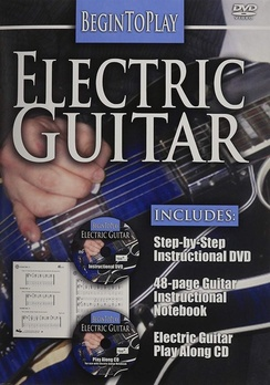 Begin to Play Electric Guitar (DVD) by Ingram Entertainment
