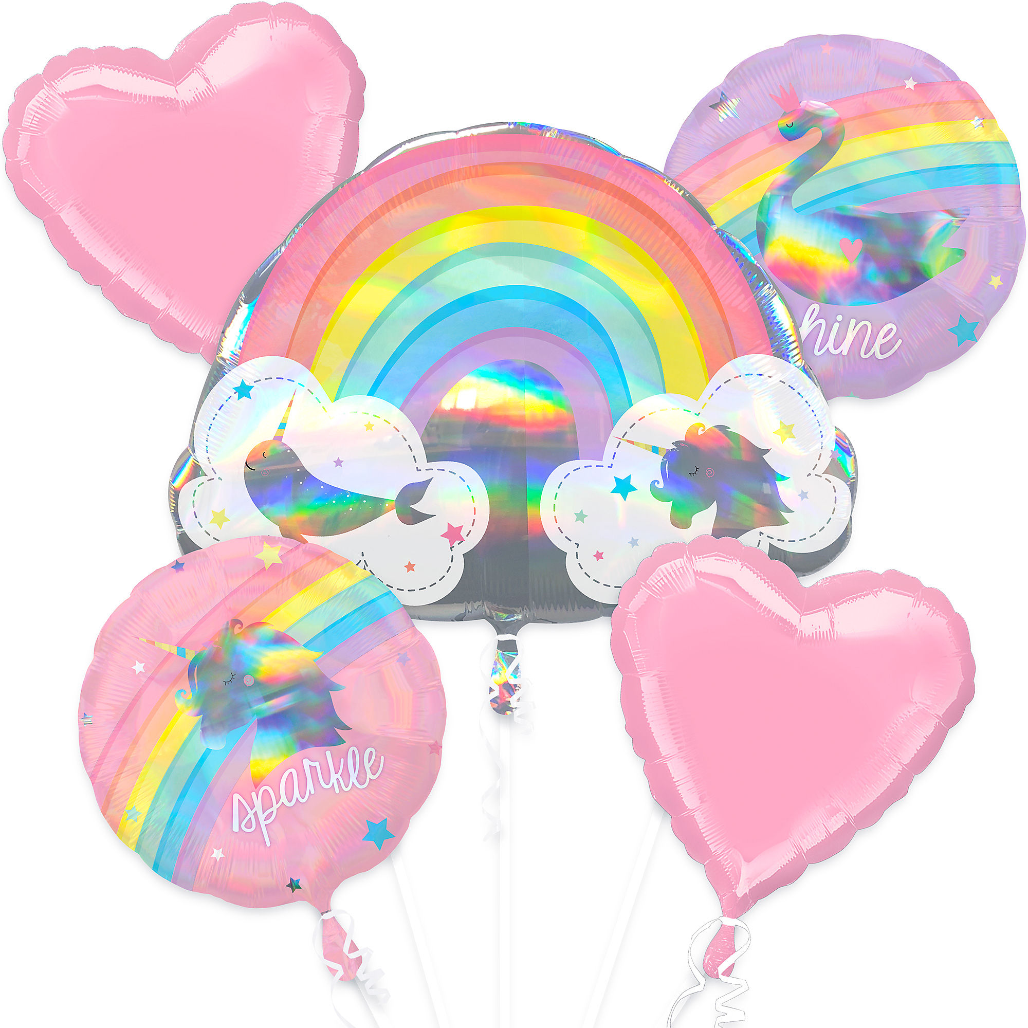 Party Balloons Party Decorations Birthday Party Decorations 36 Jumbo Balloon Rainbow Balloon