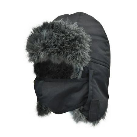 Novelty Helmet Shop (Cold Front The Cooper Trapper Helmet w/)