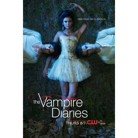 The Vampire Diaries (2009) 11x17 TV - 2009 Image Posters