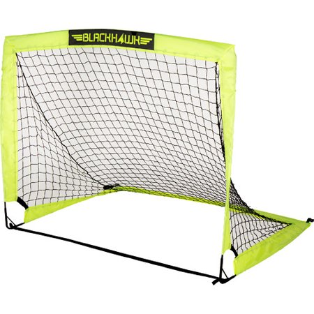 Franklin Sports Blackhawk Portable Soccer Goal (Multiple Sizes)