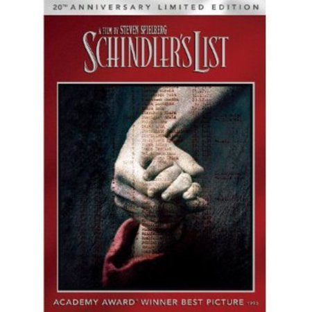 Schindlers List  20Th Anniversary Edition   With Instawatch   Anamorphic Widescreen  Anniversary