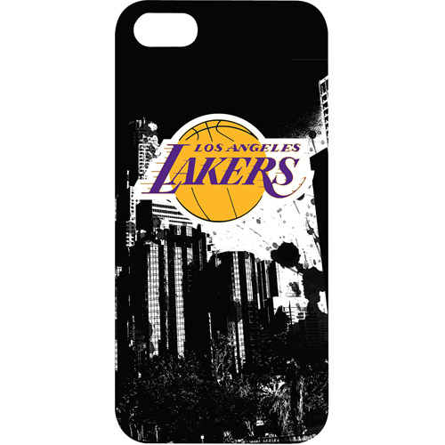 Tribeca Hardshell Case for iPhone 5, Los Angeles Lakers