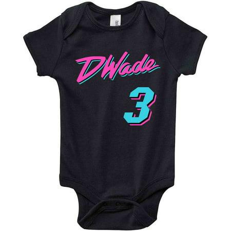 the latest 50d7f cce3b BLACK Dwyane Wade Miami Heat