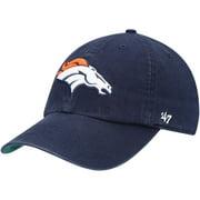 Denver Broncos '47 Franchise Logo Fitted Hat - Navy
