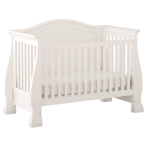 Status Furniture 500 Series Stages Convertible Crib