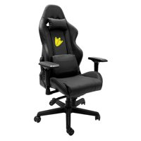 Xpression Gaming Chair with University of Oregon Ducks Logo Panel with Secondary logo