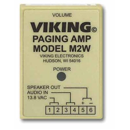 Viking Electronics M2W Loud Call Annc and Ringing