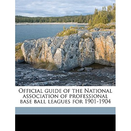 Official Guide of the National Association of Professional Base Ball Leagues for