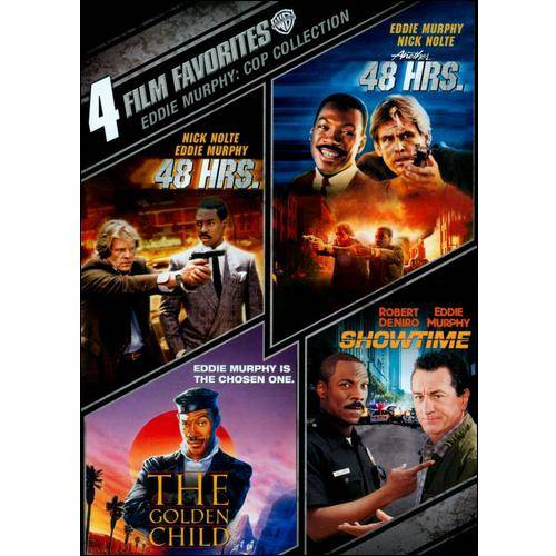 4 Film Favorites: Eddie Murphy Cop Collection: 48 Hrs / Another 48 Hrs / Showtime / The Golden Child (Widescreen)