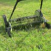 Sun Joe MJ504M Manual Reel Mower w/o Grass Catcher | 16 inch | 9 Height Positions
