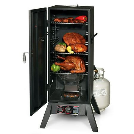 landmann great outdoors grill co smoky mountain gas smoker. Black Bedroom Furniture Sets. Home Design Ideas