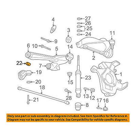 Dodge chrysler oem 97 04 dakota front suspension torsion bar swivel dodge chrysler oem 97 04 dakota front suspension torsion bar swivel 4322561 fandeluxe Images