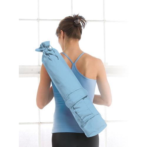 Danskin Yoga Mat Bag, Sky Blue
