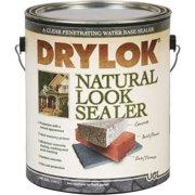 UGL DRYLOK 22113 Natural Look Sealer, Clear, Liquid, 1 gal Pail