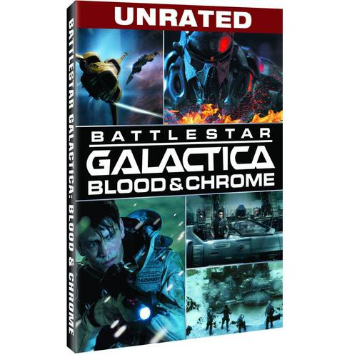 Battlestar Galactica: Blood & Chrome (Unrated) (Anamorphic Widescreen)