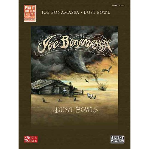 Joe Bonamassa Dust Bowl: Guitar / Vocal