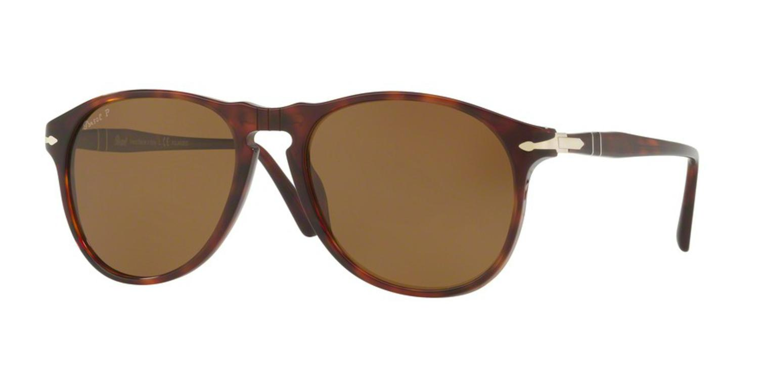 30b9ea81dc Persol - Authentic Persol Sunglasses PO6649S 24 57 Havana Frame Brown  Polarized Lens 55MM
