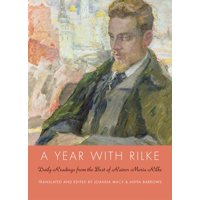 A Year with Rilke (Hardcover)