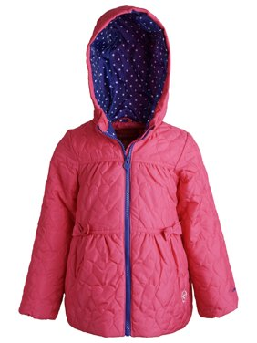 25fe07aa7219 London Fog Girls Coats   Jackets - Walmart.com