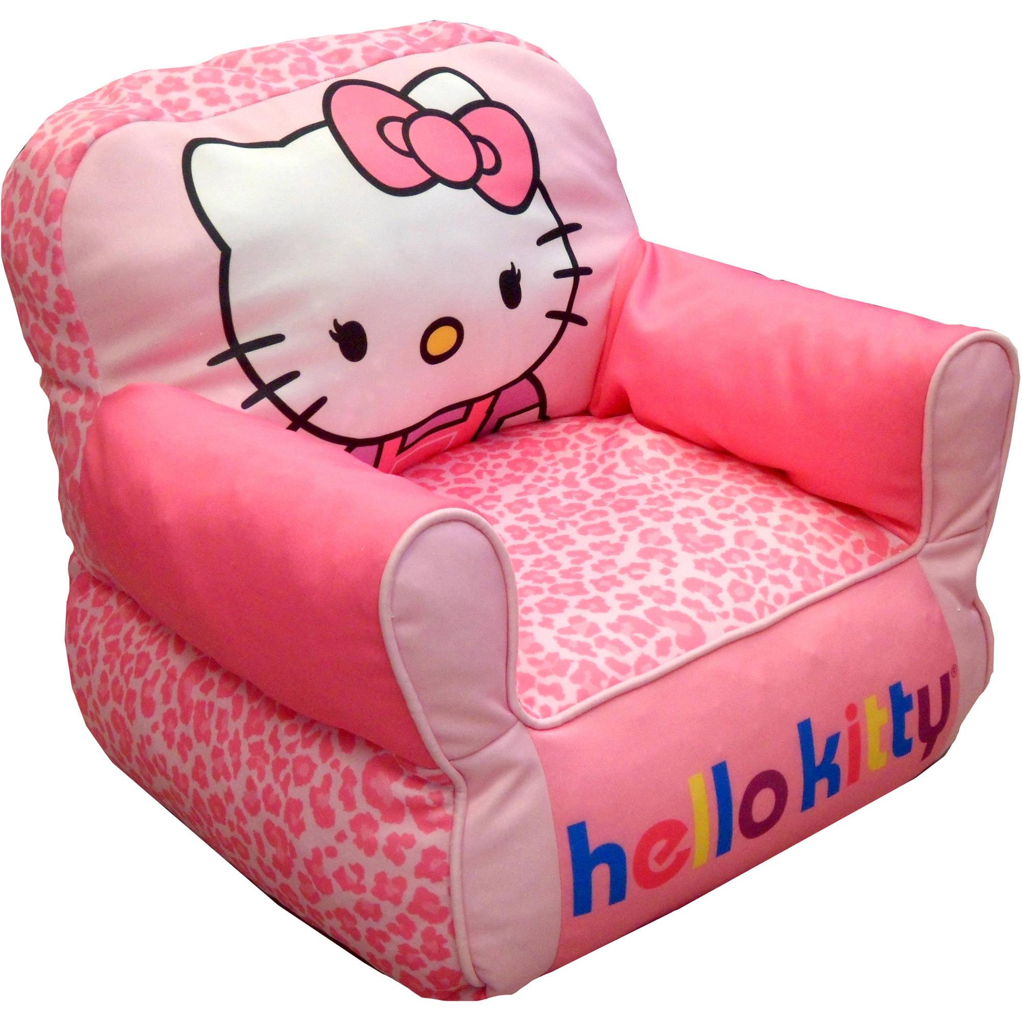 Hello Kitty Bows Bean Chair