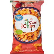 Great Value Corn Chips, 10 oz