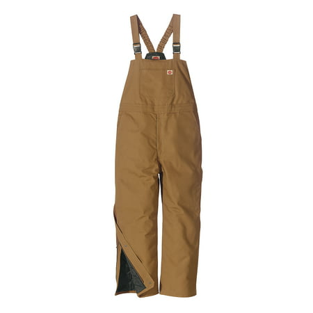 Men's Insulated Blended Duck Bib Overall