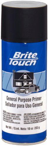 Brite Touch BT50 Black Automotive and General Purpose Paint Primer 10 oz. by Krylon