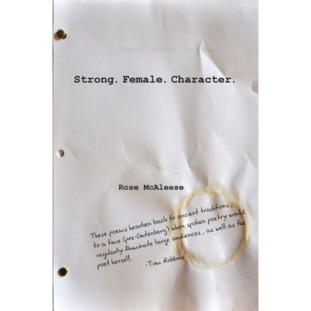 Strong. Female. Character. - eBook