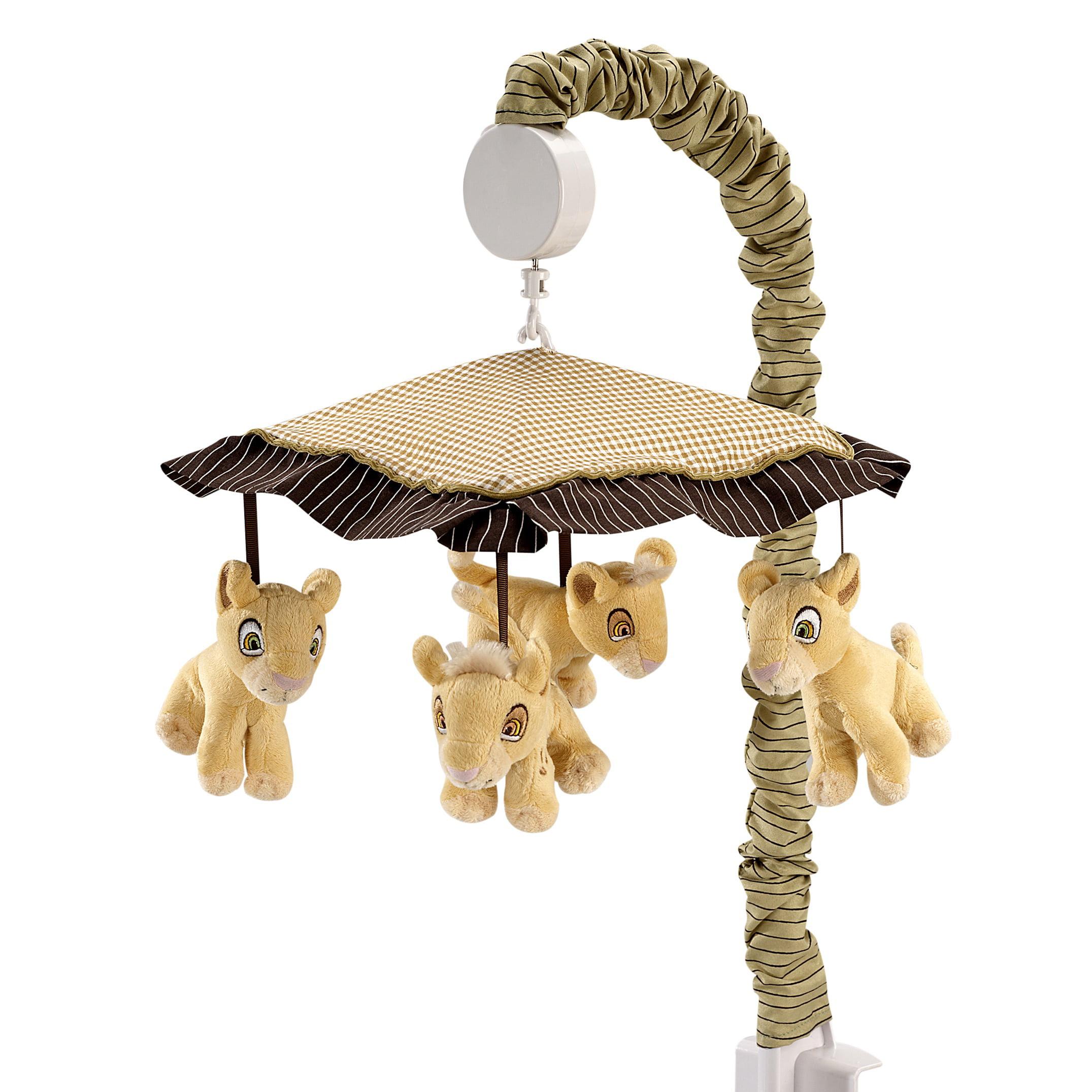 Disney Lion King Simba's Wild Adventure Musical Mobile