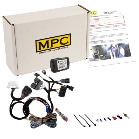 Plug & Play Add-on Remote Start Kit For 2012-2015 Ford Focus - Uses OEM Remotes