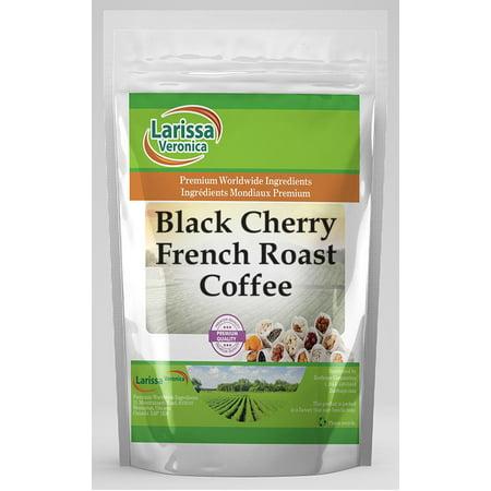 Black Cherry French Roast Coffee (4 oz, ZIN: 547225) Au Lait Coffee