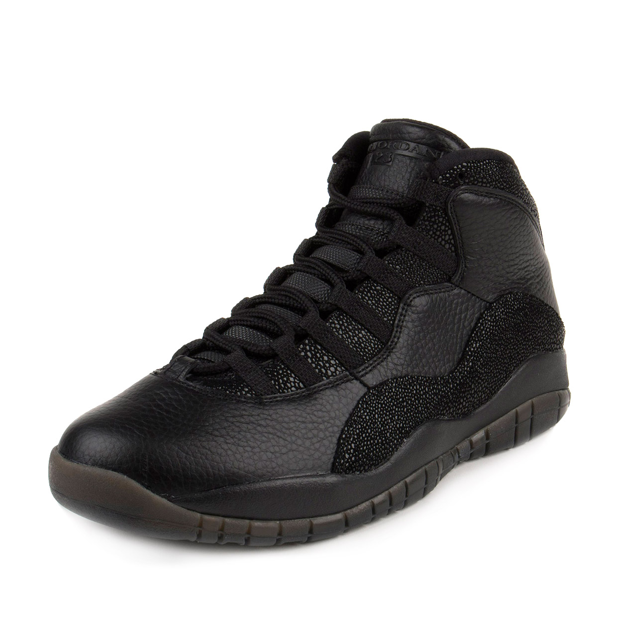 cf7fa39756e304 ... ireland nike mens air jordan 10 retro ovo black gold 819955 030 df283  a51cc