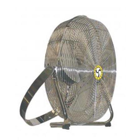 Airmaster Fan Company High Velocity 18   Low Stand Pivot Fan