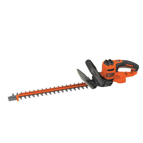 Black & Decker BEHTS300 20 in. SAWBLADE Electric Hedge Trimmer by Stanley Black & Decker