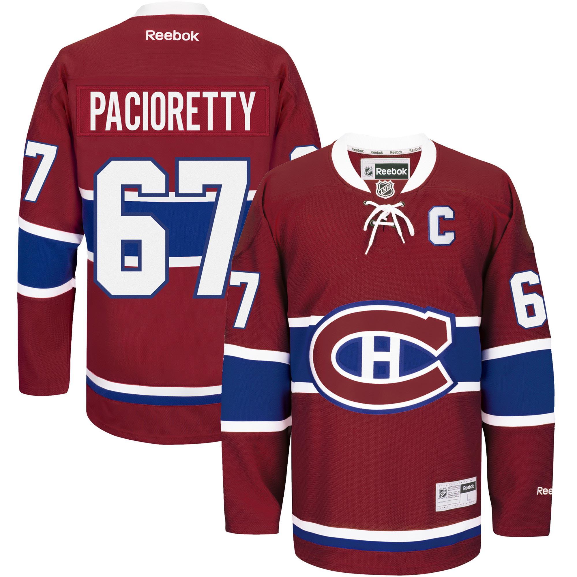 ... australia max pacioretty montreal canadiens reebok premier player home  jersey red walmart 1a7a1 7da30 35a985f0f