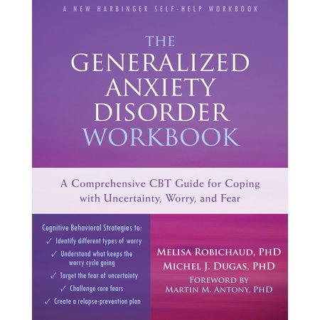 The Generalized Anxiety Disorder Workbook - eBook