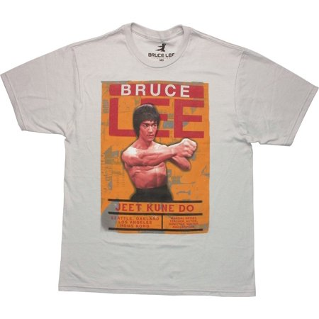 Bruce Lee Jeet Kune Do Bio T Shirt Sheer
