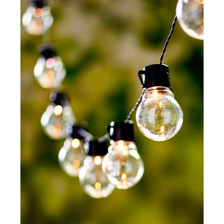 Solar String Light Sets-Clear